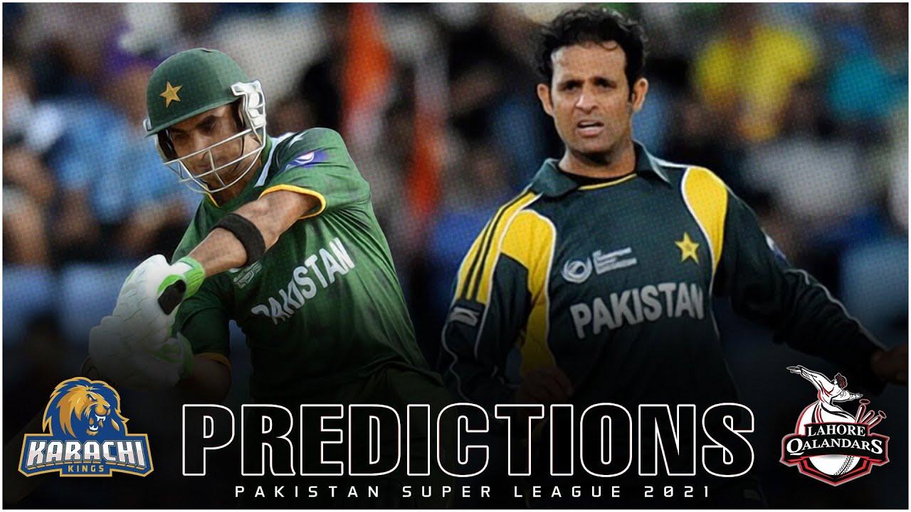 predictions for lahore qalandars karachi kings psl 6 clash