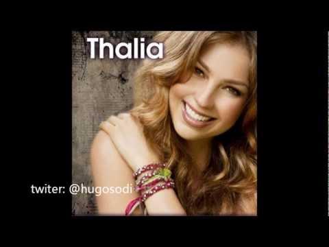el nuevo disco de thalia habitame siempre