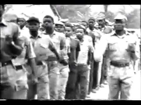 Biafran War 1967-1970 (B)