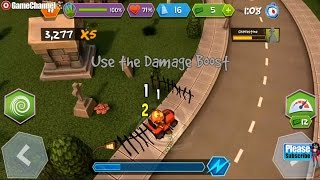 Cows Vs Sheep Mower Mayhem, Action, Animal Rivalry Game, Videos Games for Children /Android HD