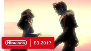 Final Fantasy VIII Remastered - Nintendo Switch Trailer - Nintendo E3 2019