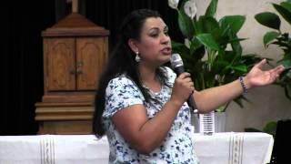 #CatyMartinez -Predica-= By Vision Catolica