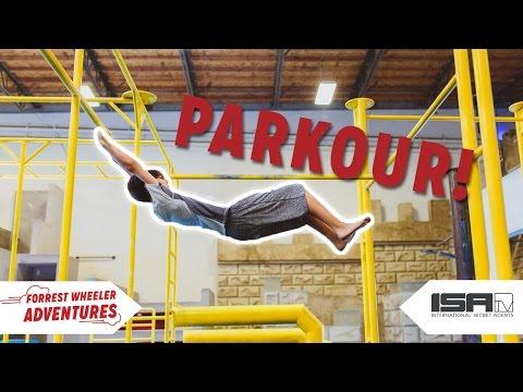 Most Intense Parkour Training! – FORREST WHEELER ADVENTURES Ep. 2