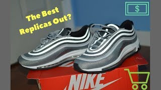 Best Replica Version of The Air Max 97 UL 17 Silver Bullets
