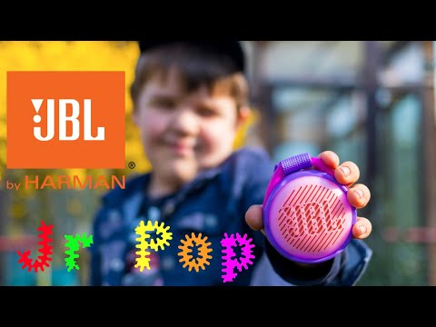 JBL Jr Pop | Bluetooth Lautsprecher für Kinder | Review | Deutsch