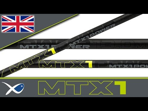 Matrix MTX1 Power 13m Pole Package Rakósbot videó