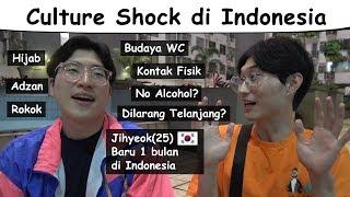 Yang Bikin Jihyeok KAGET Saat ada di Indonesia : Culture Shock Orang Korea di Indonesia