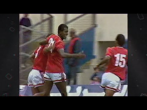 الأهلي وكوينز بارك 1-1 (مباراة ودية لندن 1988)
