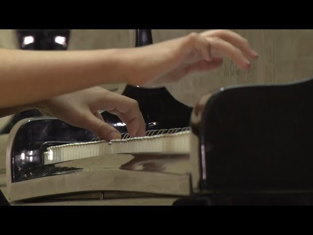 Конкурс пианистов