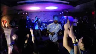 "Fashawn ft. Busta Rhymes ""Out the Trunk"" LIVE Visalia B95"