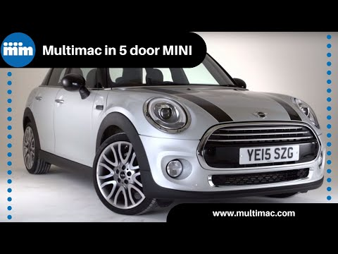 Multimac in 5 door MINI