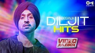 Diljit Dosanjh Hits - Video Jukebox | Best of Diljits | Ambarsariya | Punjabi Video Jukebox