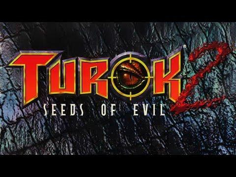 [Былое и DOOMы] Turok 2 Seeds of Evil Remastered летсплей