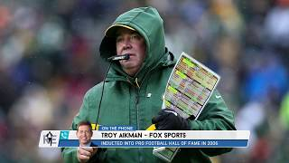 """Troy Aikman on Mike McCarthy: """"The Cowboys Picked the Right Guy""""   The Rich Eisen Show   1/6/20"""