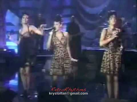 Cover Girls perform Wishing on a Star (1992)