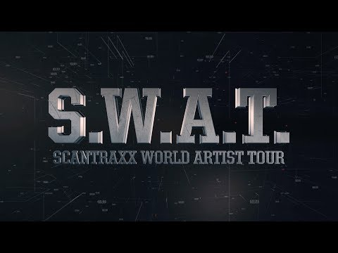 S.W.A.T. 2018 Trailer: Scantraxx World Artists Tour Is Back!