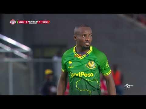 Highlights: Yanga walivyogawana pointi na KMC kwa sare ya (1-1) | VPL 10/04/2021
