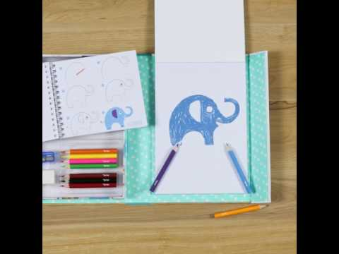 Youtube Video for How To Draw Animals - Made Easy!