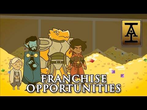 Franchise Opportunities - S1 E1 - Acquisitions Inc: The