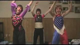 Lucas Cruikshank sings Hannah Montana-Nobody's Perfect