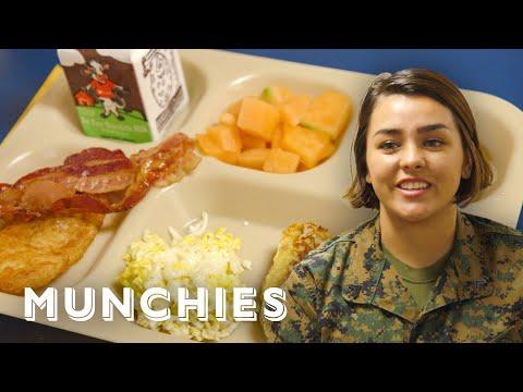 Snídaně pro 1500 vojáků