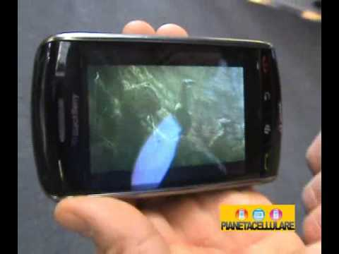 Video Rim BlackBerry 9500 Storm