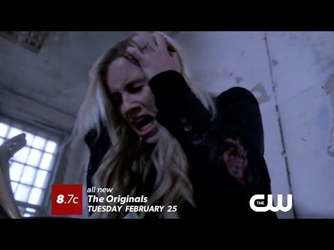 The Originals 1X14 SPOILERS - Klaus & Caroline! Mp3
