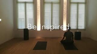 Our Secret Pop Up Yoga Sanctuary in Antwerp