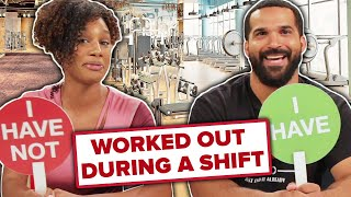 Gym Employees Play Never Have I Ever thumbnail
