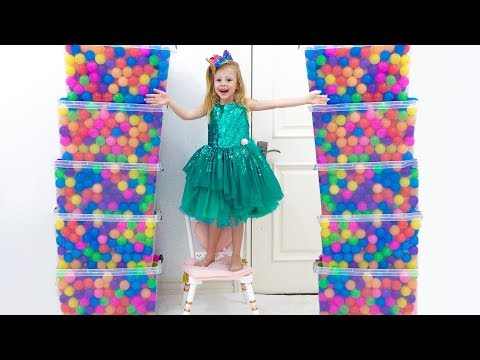 Лайк Настя - Это Я - песня для детей (Official Music video) видео