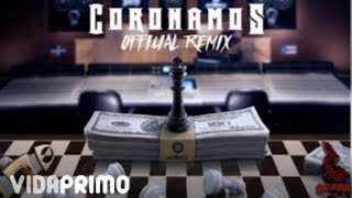 Coronamos (Remix - Audio) - Anuel AA (Video)