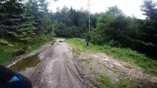 Teregova - Trei Ape cu bicicleta(Munţii Semenic - Banatul Montan)