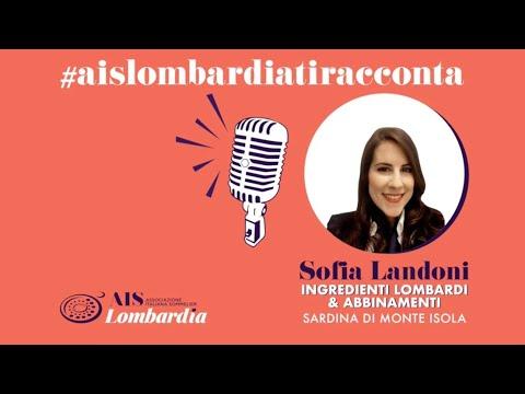 #aislombardiatiracconta - Ingredienti lombardi & Abbinamenti - Sardine di Monte Isola