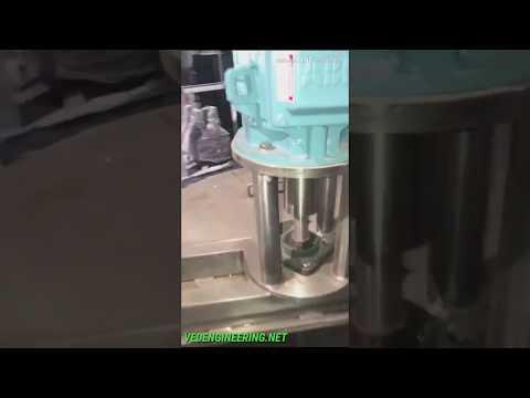 Batch Mixing Tanks