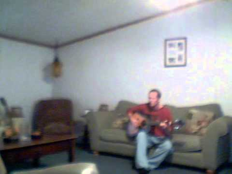 Brantley Gilbert- My Kinda Crazy (Cover) by Tony Fuller