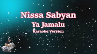 YA JAMALU  SABYAN (KARAOKE LIRIK TANPA VOCAL)