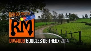 preview picture of video 'Rando-Moto.be 12 octobre 2014 BOUCLES DE THEUX (Full HD)'