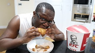 Trying Kfc After Lockdown
