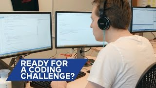Are you ready for a coding challenge? Login VSI is hiring