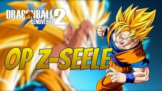OP Z Seele I Dragonball Xenoverse 2