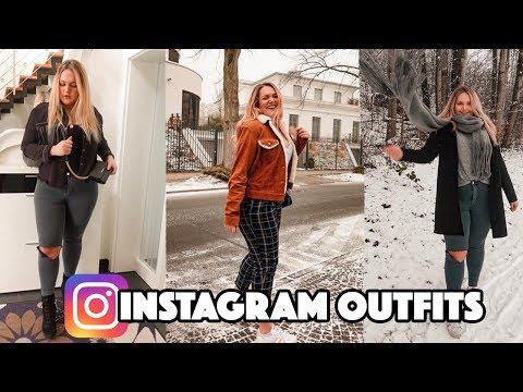 Instagram Winter Outfits für DICKE FRAUEN | Annaxo