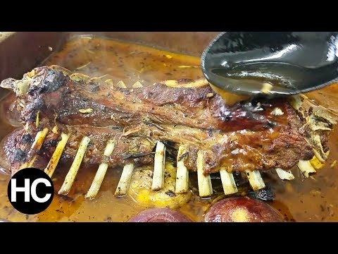Mouth Watering Slow Cooked Lamb Recipe