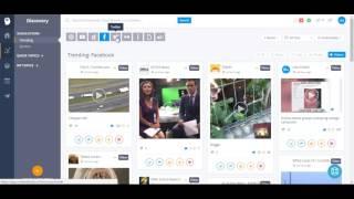 Tự động đăng nội dung, video hấp dẫn theo từ khóa lên trang web và mạng xã hội.
