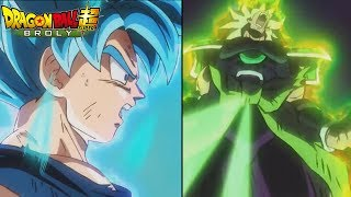 NEW Broly is Stronger than Jiren & Gogeta Unleashed to Defeat Him? Dragon Ball Super Broly Movie