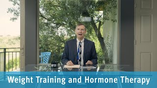 Why Weight Training is SO Important While on Hormone Therapy