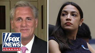 McCarthy: Ocasio-Cortez owes the country an apology for concentration camp remarks