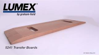 Lumex® Transfer Board Youtube Video Link