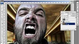 Photoshop CS3 - The Grunge Look