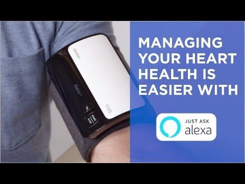 OMRON Health Skill for Amazon Alexa
