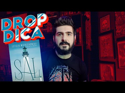 DROP DICA #5 - SAL da LETICIA WIERZCHOWSKI